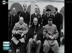 passato e presente l'incontro di yalta