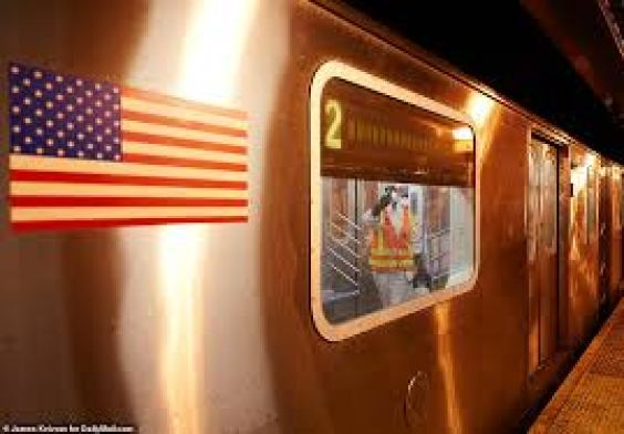The New York City Subway closes for the first time, allowing ...