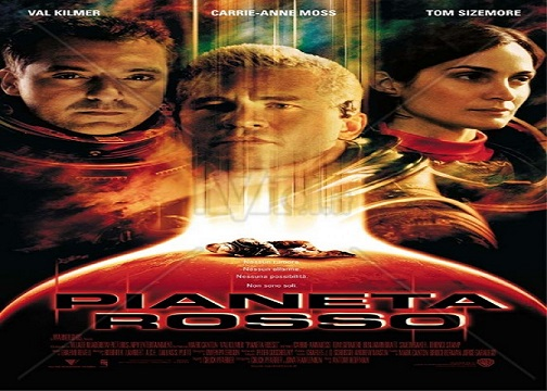 film pianeta rosso