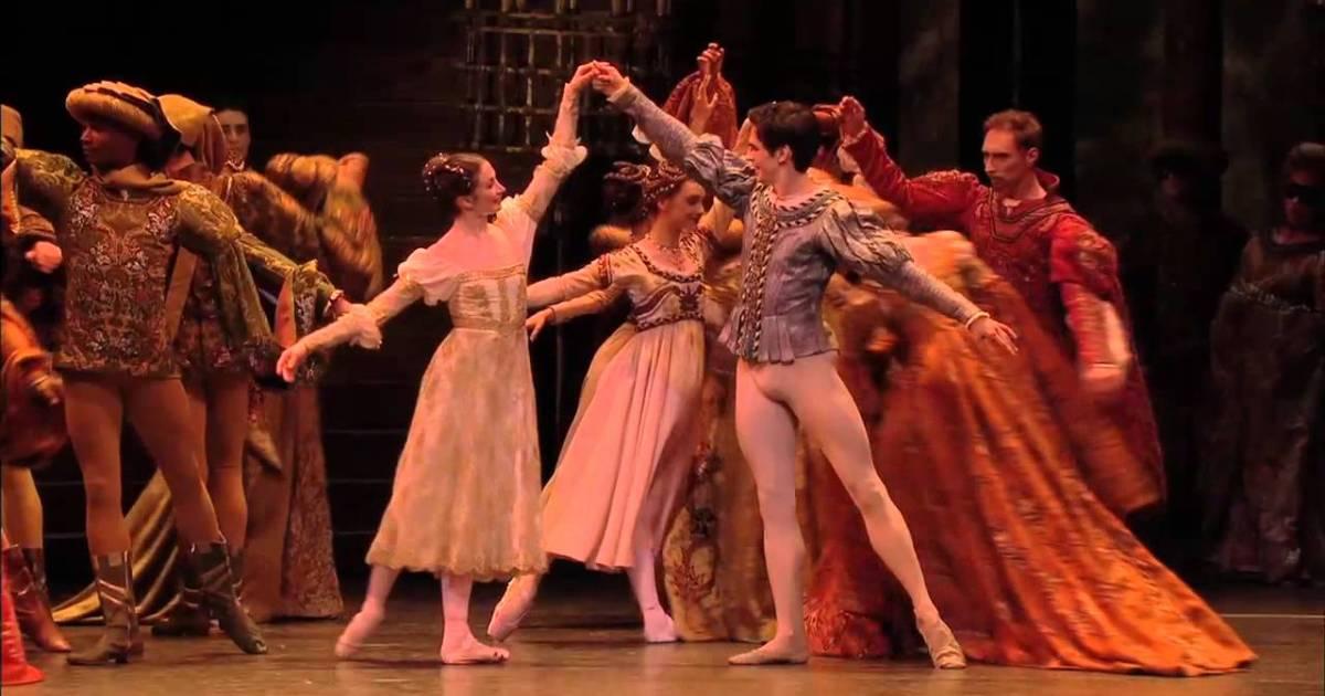 balletto romeo e giulietta