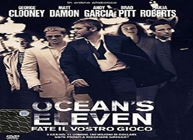 film ocean's eleven