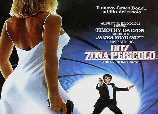film 007 zona pericolo