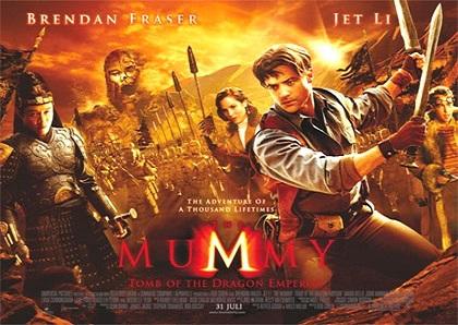 film la mummia