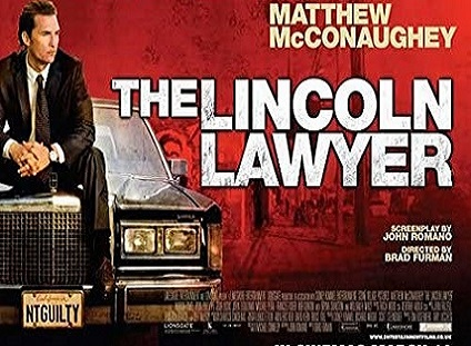 film the lincoln lawyer