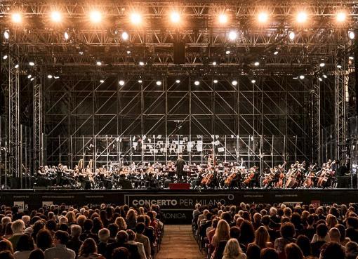 concerto per l'italia