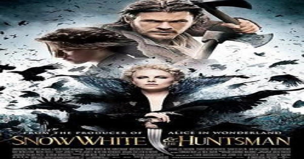 film biancaneve e il cacciatore