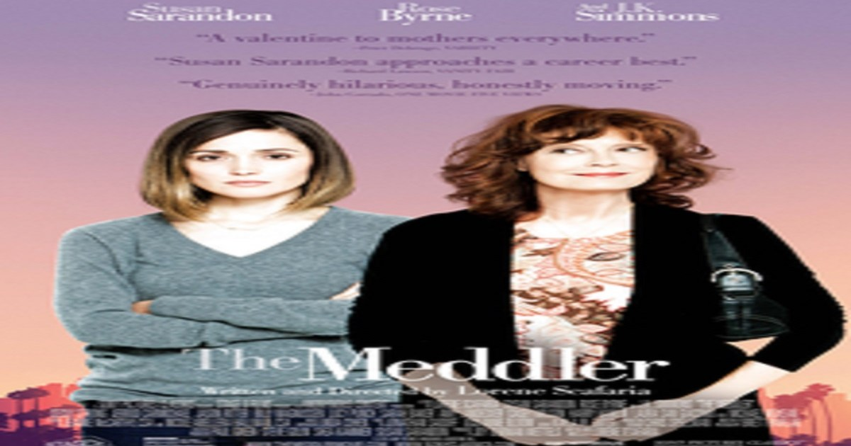 film The Meddler
