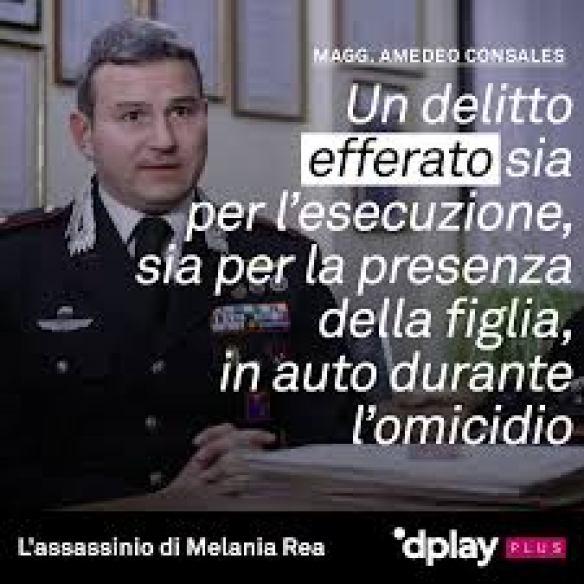 L'assassinio di Melania Rea: in esclusiva su Dplay Plus la ricostruzione di  uno dei delitti più celebri