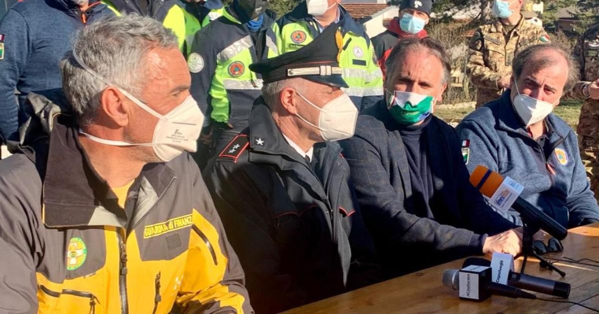 Tragedia Monte Velino