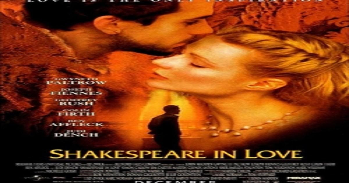 film shakespeare in love
