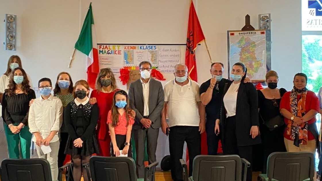 Scuola di lingua albanese