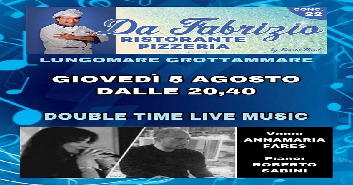 double time live music