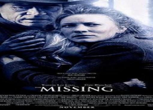 yhe missing