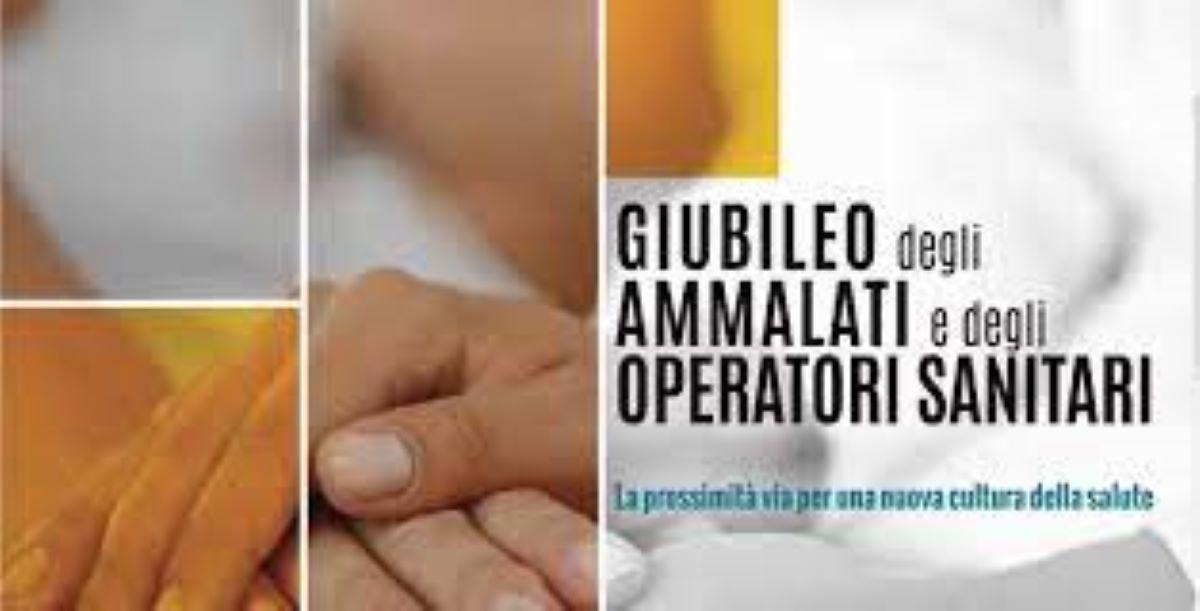 Giubileo degli Ammalati e degli Operatori Sanitari