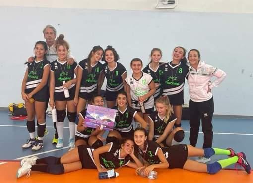 Il Cus Ancona Volley