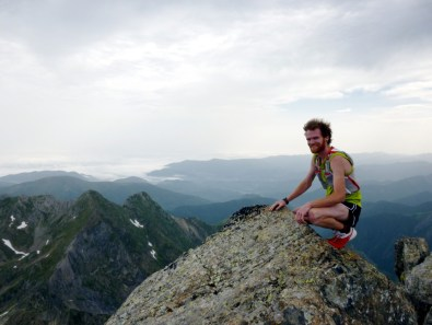 Sommet du Mont Valier