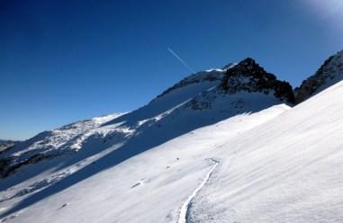 Glacier de l'Aneto