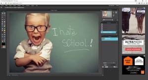 Pixlr Editor, crédit photo La retouche photo