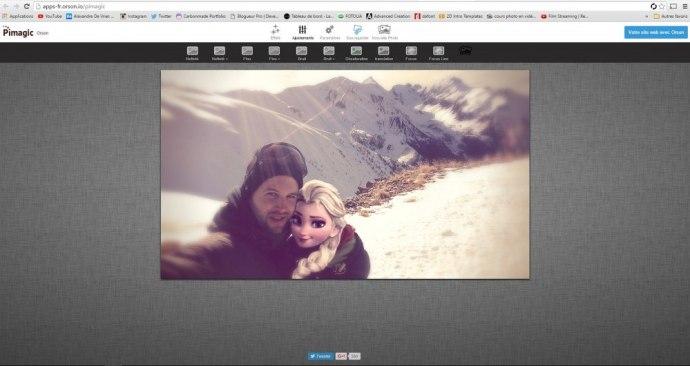 Pigmagic, un logiciel de retouche photo gratuit et en ligne sur le blog La retouche photo