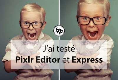 J'ai testé Pixlr Editor, sur le blog La Retouche photo