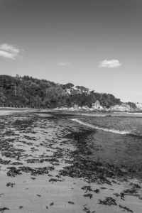 noir et blanc en Sardaigne, Italie / le blog La Retouche photo