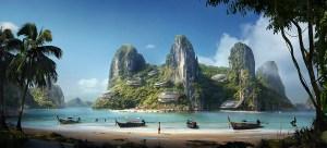 Island Rings 2 par Thomas Dubois sur le blog La Retouche photo.
