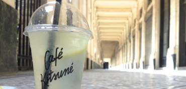 Café Kitsuné - Palais Royal Paris