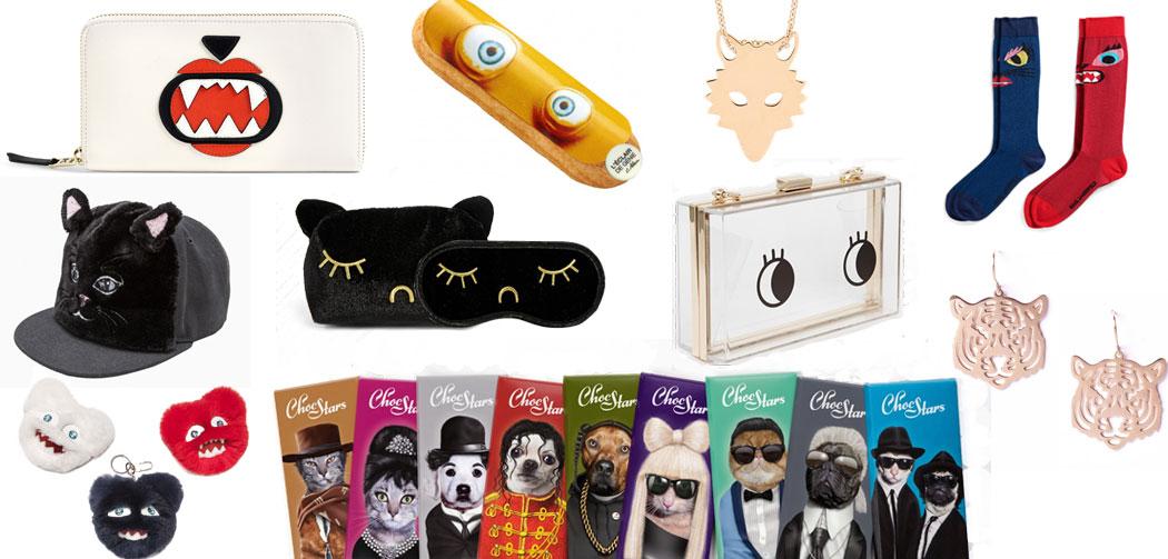 Nos 10 idées de cadeaux fun et décalés