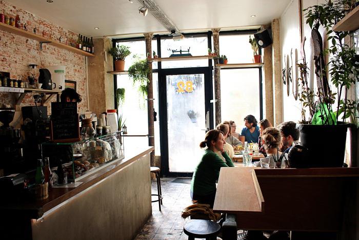 Chilango paris tacos cocktails café coffee shop