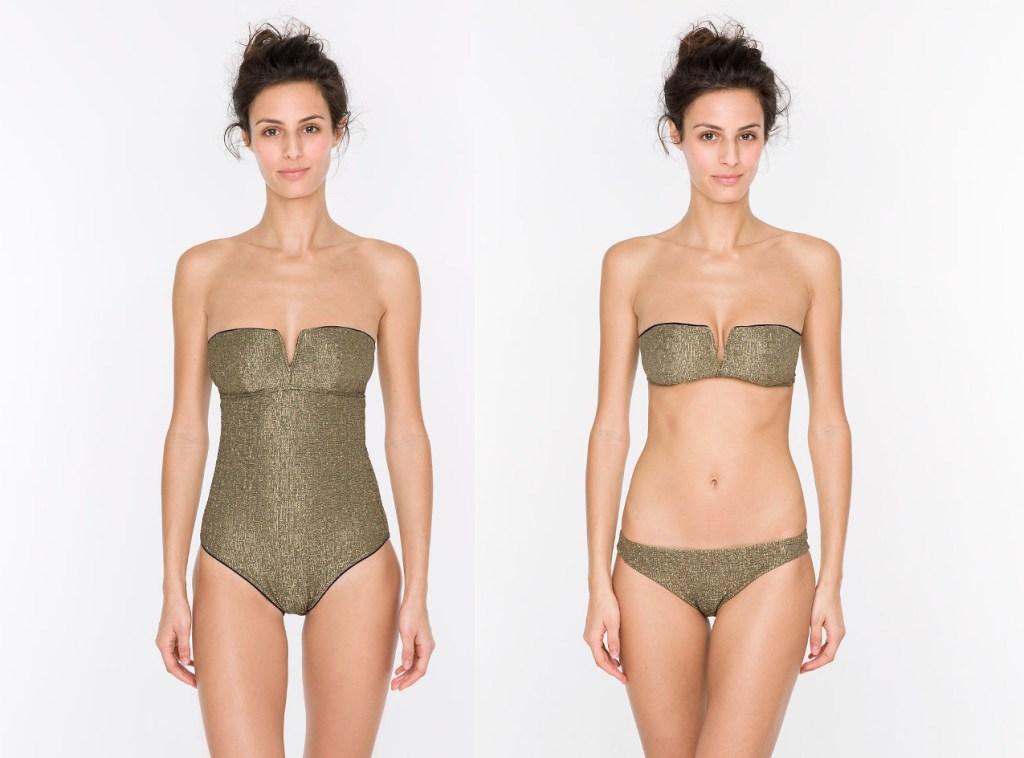 Maillot-de-bain-2-pièces-doré-Princess-Tam-Tam-été-2015-