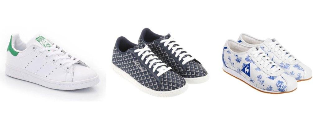 Sneakers-Stan-Smith-Le-Coq-sportif-collab-Colette