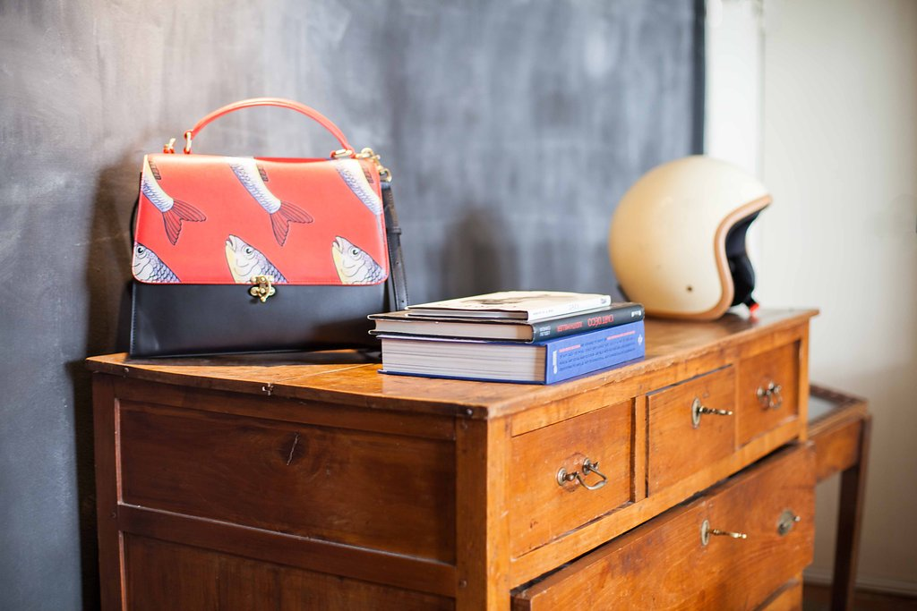8d1632713d17 tammy et benjamin sacs cuir créateur luxe sac charlotte jeanne sardine