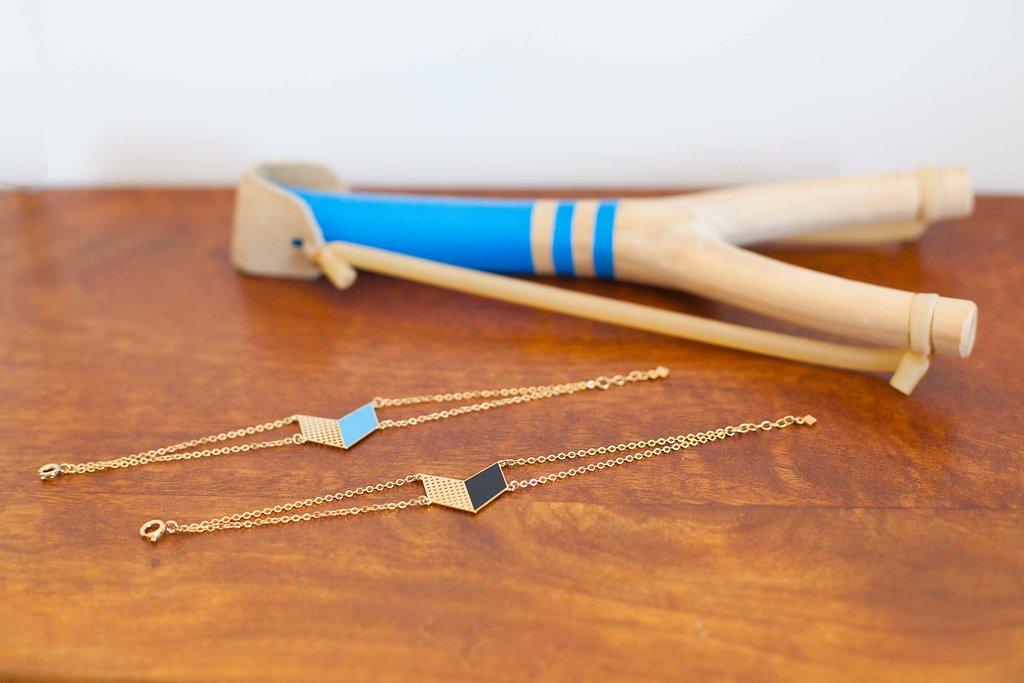 bracelets chevrons alphabeta bijoux paris