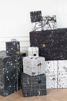 idees paquets cadeaux noel emballages rubans kraft pollock oeilwein