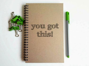 carnet cahier spirale jolie papeterie you got this etsy