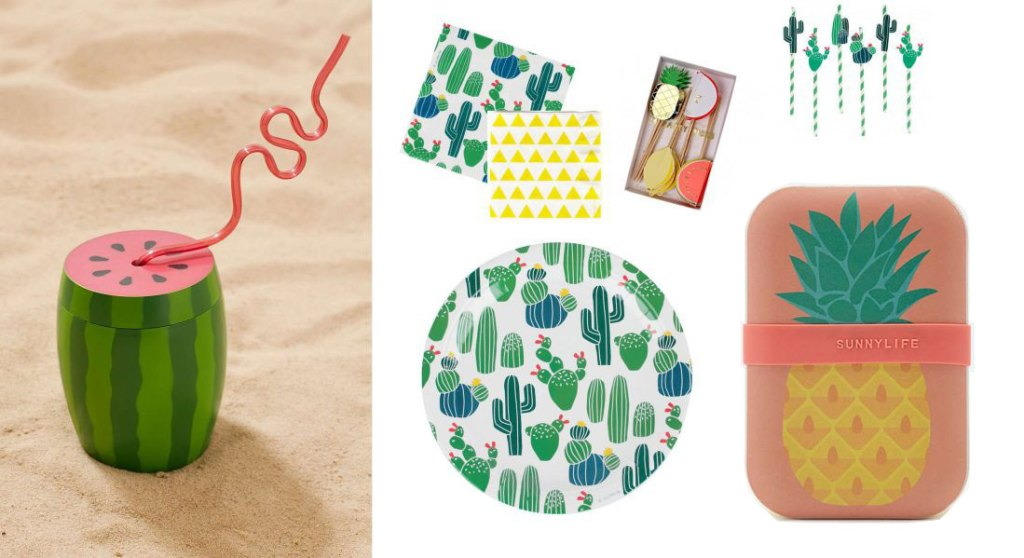 pic-nique-shopping-verre-plastiques-pasteque-serviettes-assiettes-papier-pailles-cactus-1024x599