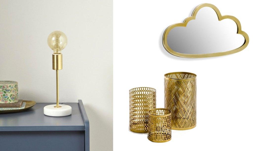 miroir-nuage-lampe-photophores-laiton-dore-or
