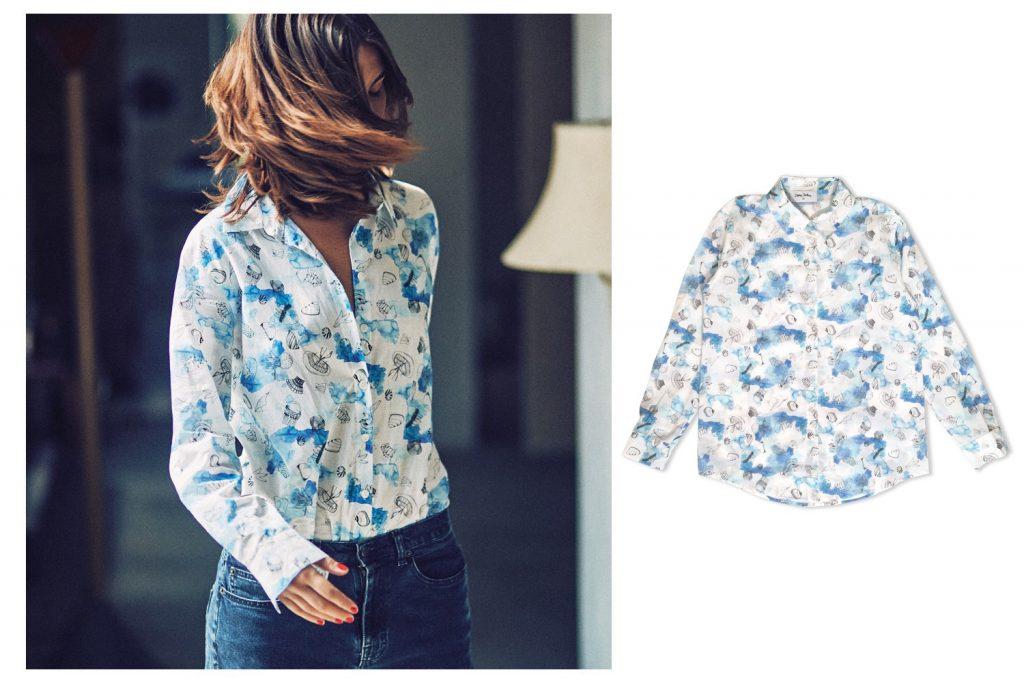 chemise_illustree-coquillages-luna-joulia-elle