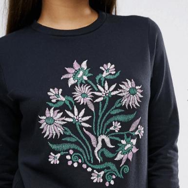 sweat-broderie-fleurs-retro