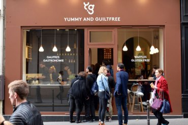 Yummy & Guiltfree, le bar à gaufres 100% healthy