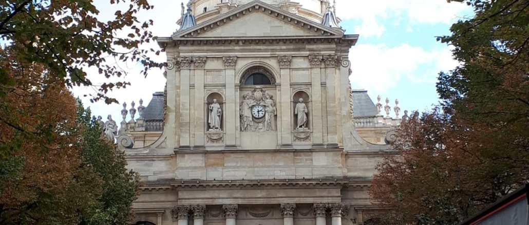 Die alte Sorbonne