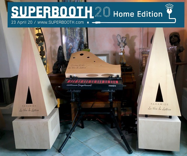 Superbooth 2020 Home Edition