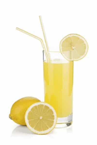 Осветляемся с помощью лимонного сока