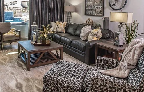 View Lazy Boy Living Room PNG