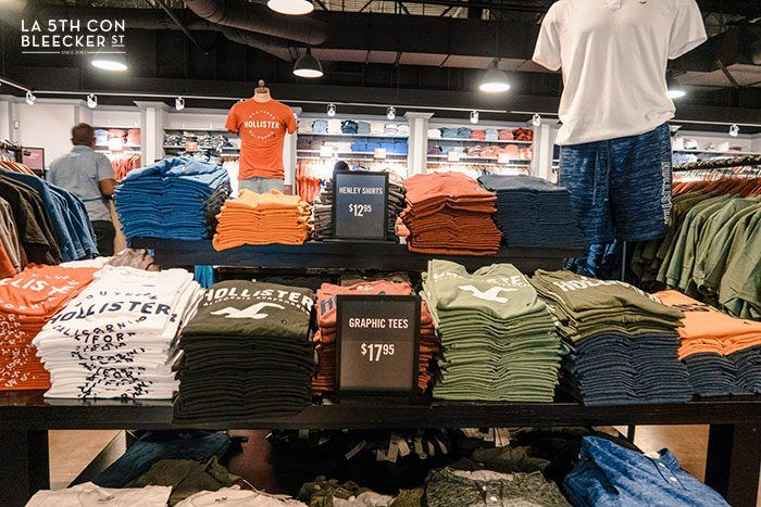 1000s of styles up to 70% off at an international outlet destination just 30 minutes from new york city. Buy Hollister Jersey Garden Mall Off 58