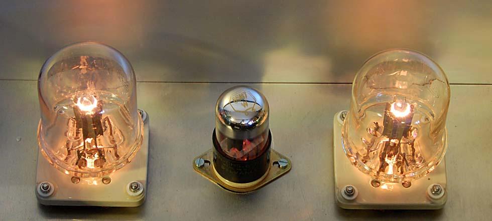 La6nca 6sn7 Tube Audio Amplifier Homebrew