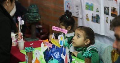 Ferias de Ciencias en la provincia