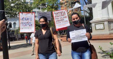 Continúa la lucha por las niñas Villalba