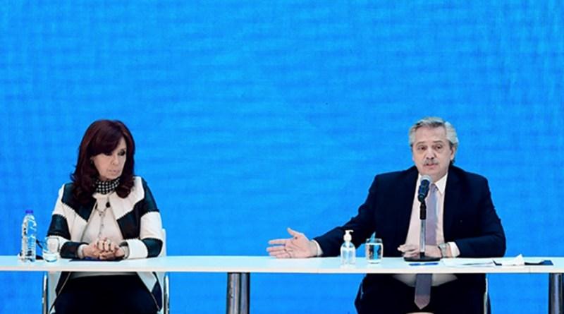 El Presidente y Cristina Fernández fijaron posición en el debate que se abrió tras las PASO