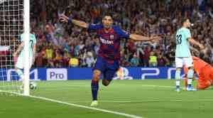 Luis Suarez, Barcelona, Replace